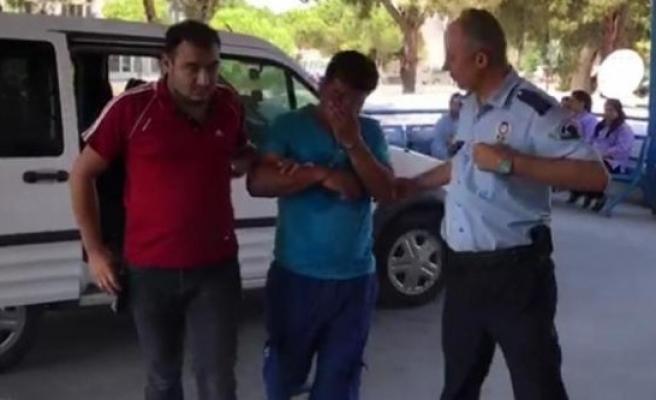 Çine Polisi Azılı Hırsızı Yakaladı