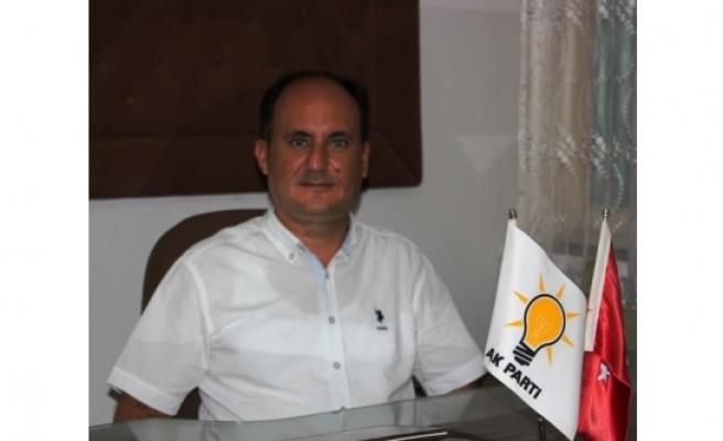 """Mehmet Tosun, """"AK Parti Olarak Ülkeyi Başarıyla Yönetiyoruz"""""""