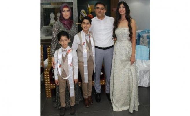 Muhammet Doğan'ın Oğullarına Görkemli Sünnet Düğünü