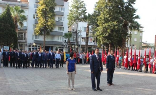 Çine'de 7 Bin 862 Öğrenci Eğitime Başladı