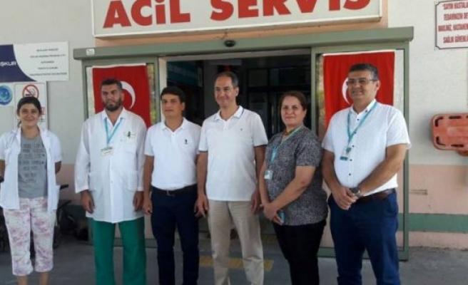 Sağlık Bakanlığı, Bayramda Hasta ve Yakınlarını Yalnız Bırakmadı