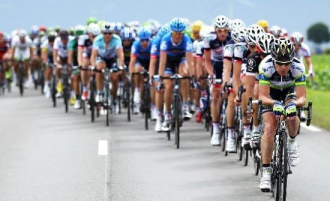 53.Cumhurbaşkanlığı Bisiklet Turu Çine'den Geçecek