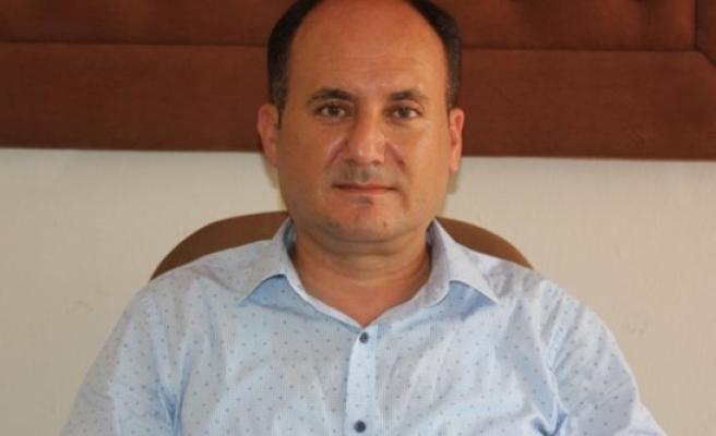 "AK Parti İlçe Başkan Mehmet Tosun, ""Şaka Gibi"""