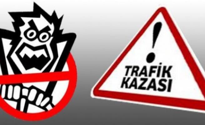 Aydın'da Trafik kazası: 1 ölü 2 yaralı