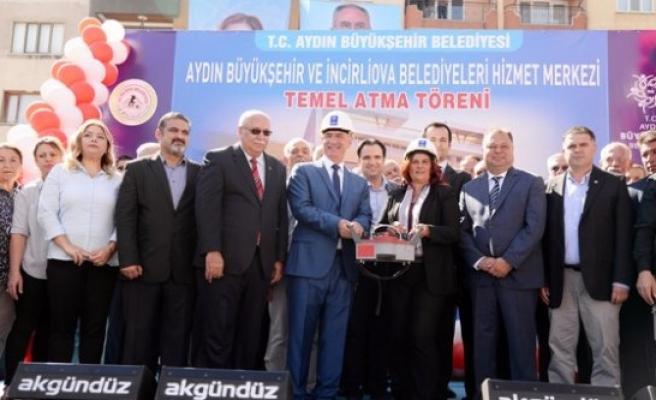 """Başkan Çerçioğlu: """"Aydın'ın Her Noktasına Yatırımlarımız Sürecek"""""""