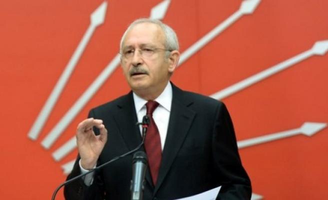 CHP Genel Başkanı Kılıçdaroğlu Aydın'a Geliyor
