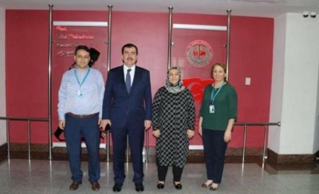 Mehmet Erdem'den Sağlık Hizmetleri Müjdesi