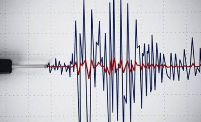 Deprem Çine'de de Hissedildi