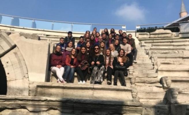 Erasmus Öğrenci Hareketliliğinin İkinci Durağı Bulgaristan
