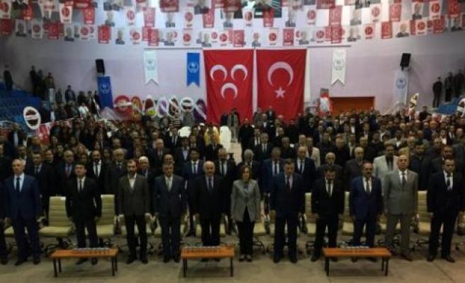 MHP Aydın İl Başkanı Levent İlter Seçildi