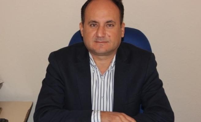 AK Parti Çine İlçe Başkanı Adayı Mehmet Tosun Oldu