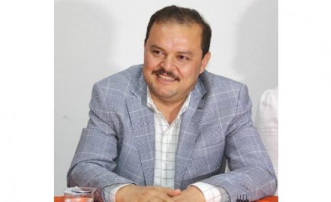 AK Partili Abdurrahman Öz, Başkan Vekili Seçildi