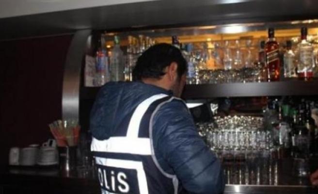 Çine'de Sahte ve Kaçak İçki Denetimi Yapıldı