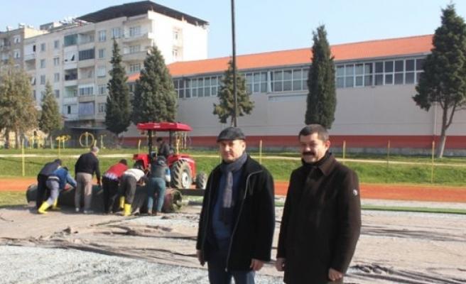 Çine'de AK Parti, Söz Verdi mi Yapar