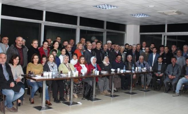 İYİ Parti'ye, Çine'den 240 Üye Katıldı