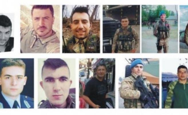 Afrin'den Acı Haber; Şehit ve Yaralılar Var