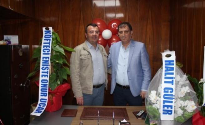 Efe Arzuhal Çine'de Hizmete Açıldı