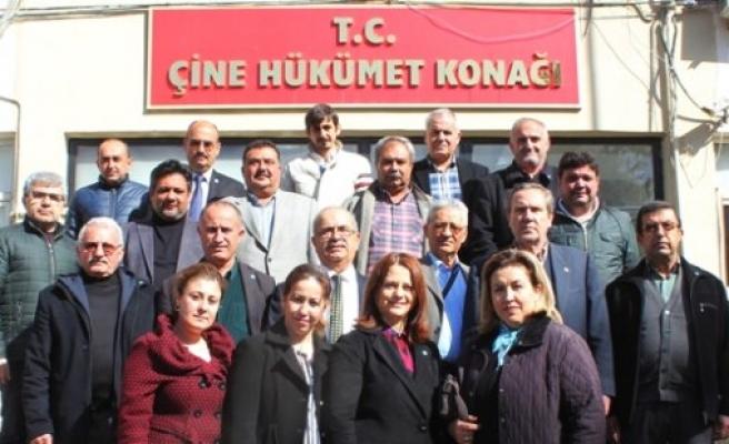 İYİ Parti İlçe Başkanı Yavuz, Mazbatasını Aldı