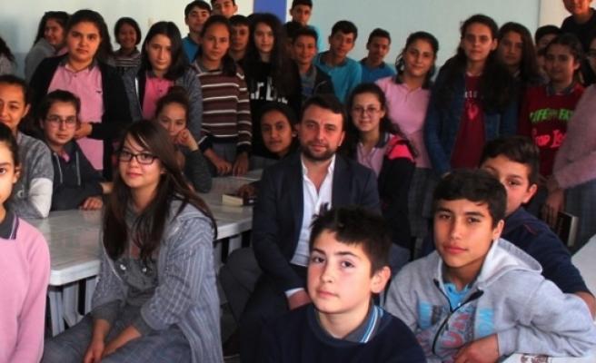 Avukat Cemal Çakır, Öğrencilerle Buluştu