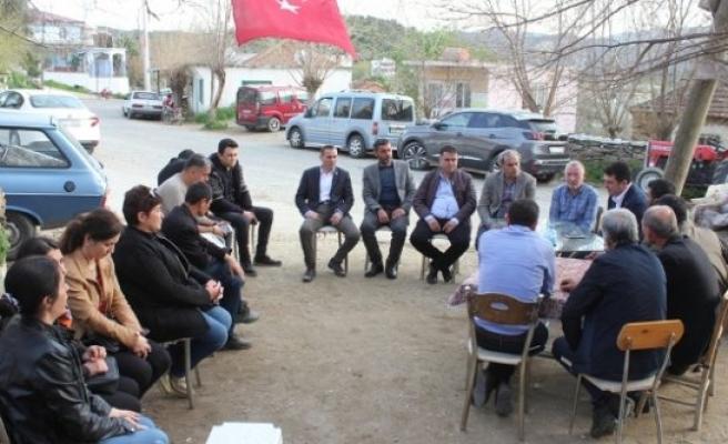 "CHP'li Baydar'dan, ""AKP'li Milletvekilleri Yalancısınız"""