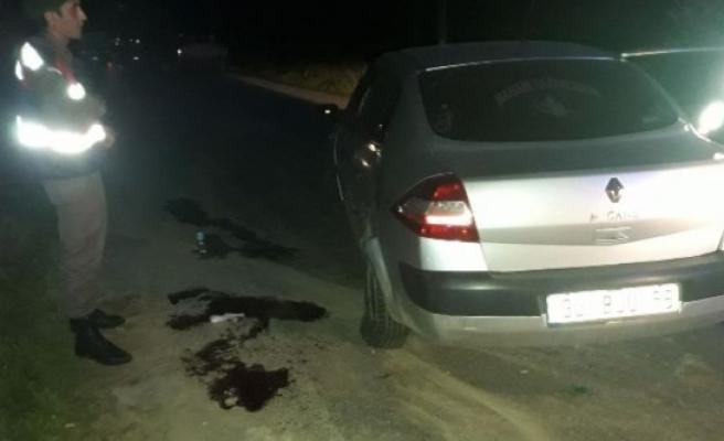 Karpuzlu'da cinayet 1 ölü, 1 ağır yaralı