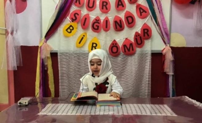 Minik Yürekler Kur'an Öğreniyor