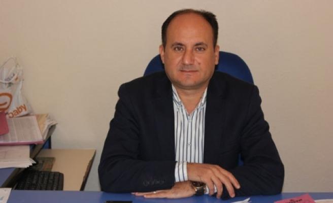 """AK Parti İlçe Başkanı Mehmet Tosun, """"Çine Hazır, Biz Hazırız"""""""