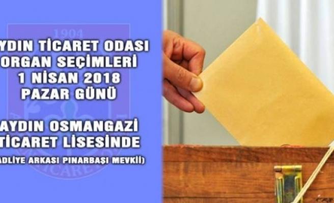 AYTO Seçimleri İçin Oy Verme İşlemi Başladı