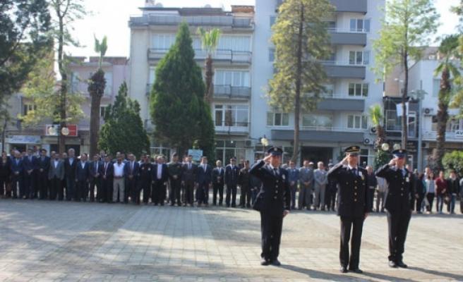 Çine'de 173. Yıl Polis Haftası Kutlandı