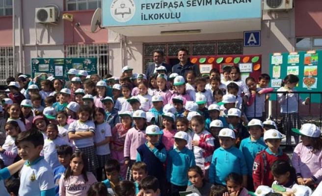 Fevzipaşa Sevim Kalkan Öğrencileri, Orman Haftası Kutladı