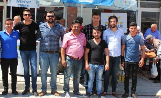 İYİ Partili Gençler, Seçim Startını Hayırla Başlattı