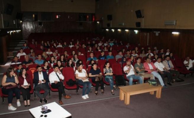 Matematik Sarayı'ndan Sınav Hakkında Konferans