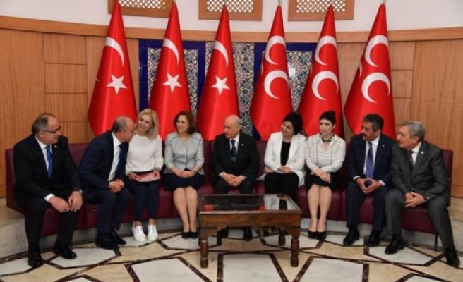 MHP' li Vekil Depboylu, Aday Adaylığı İçin Başvuru Yaptı