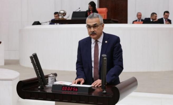 AK Parti Milletvekili Savaş, Ramazan Ayını Kutladı