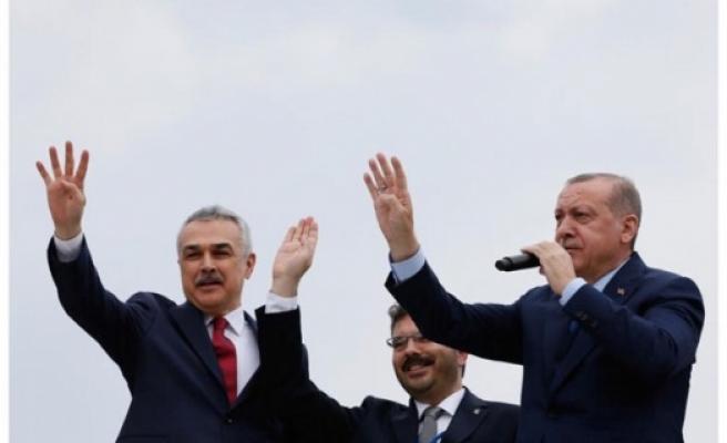 """AK Parti'li Savaş; """"Türkiye'nin hedefleri için mücadelemizi sürdüreceğiz"""""""
