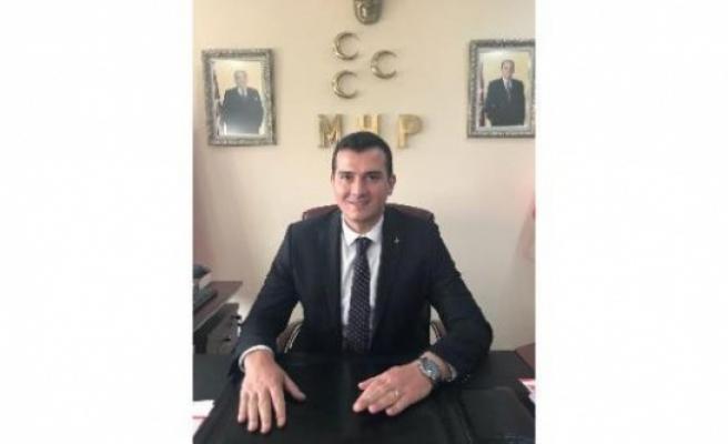 """MHP İl Başkanı Pehlivan; """"Gençlerimizin eğitimi her şeyden önemli"""""""