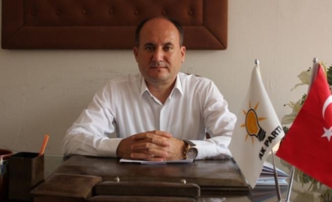 """Başkan Tosun, """"AK Parti Söz Verdi mi? Yerine Getirir"""""""