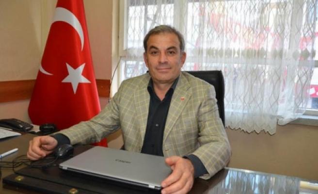 """CHP'li Şahin, """"Şimdi Yetki Millette"""""""