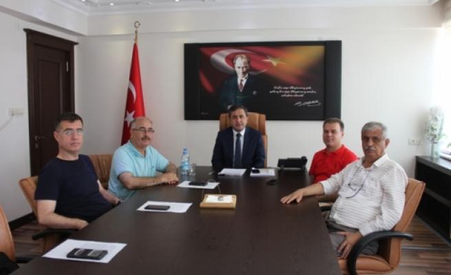 """Kaymakam Demir, """"Marjinal Arazi Vasfı Taşımaktadır"""""""