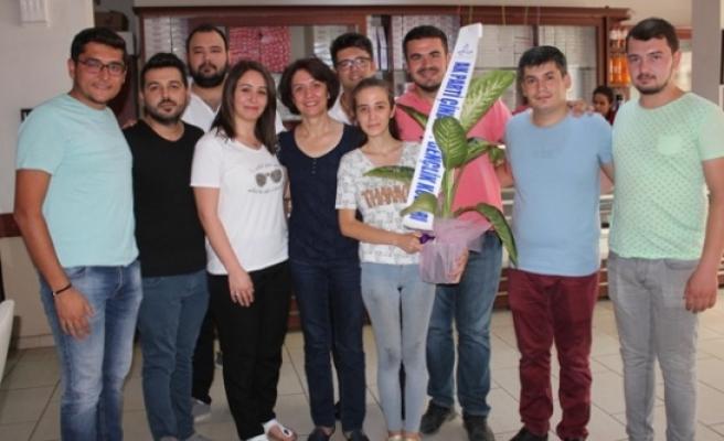 AK Parti Gençlik Kolları Bayramımızı Kutladı