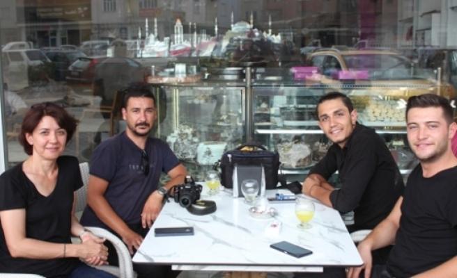 CHP'li Gençlik Basın Bayramını Kutladı