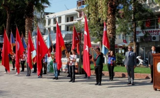 Çine'de 30 Ağustos Zafer Bayramı Kutlandı