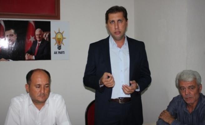 AK Parti'den, Kandemir Belediye Başkan Aday Adaylığını Açıkladı