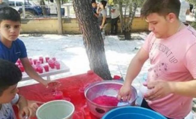 Çine'de Kar Helvası Geleneği