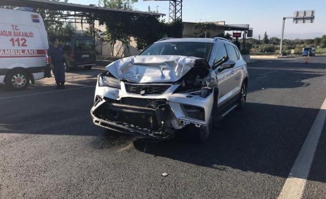 Çine'de Trafik Kazası; 7 Yaralı