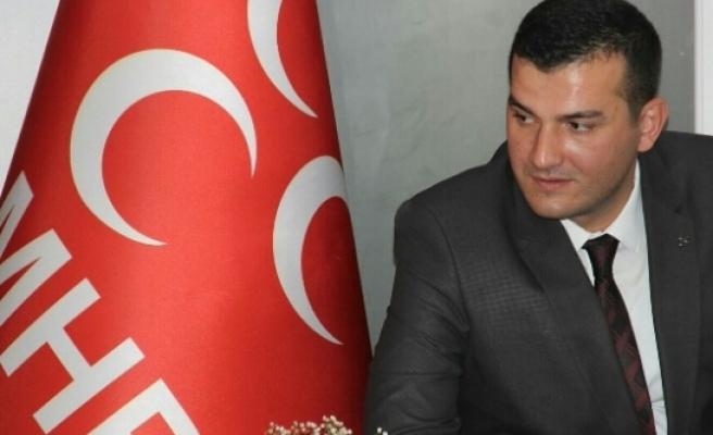 """MHP İl Başkanı Pehlivan; """"Görevimizin Başındayız"""""""