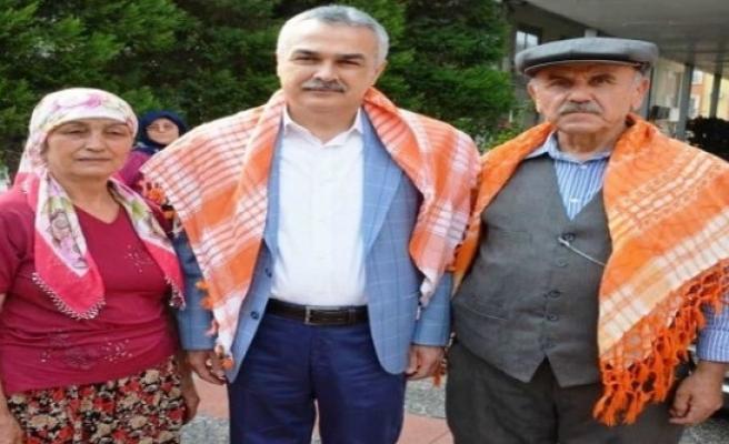 Mustafa Savaş, Ahilik Haftasını Kutladı