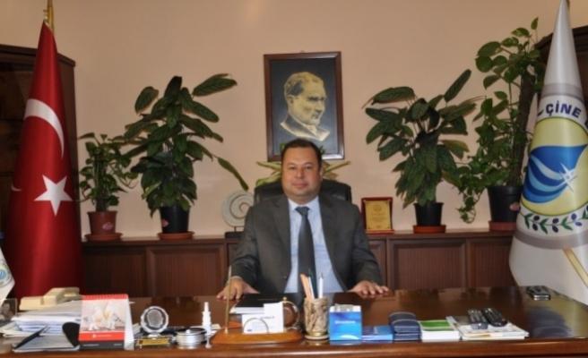 Belediye Başkanı Dinçer'den 29 Ekim Kutlaması