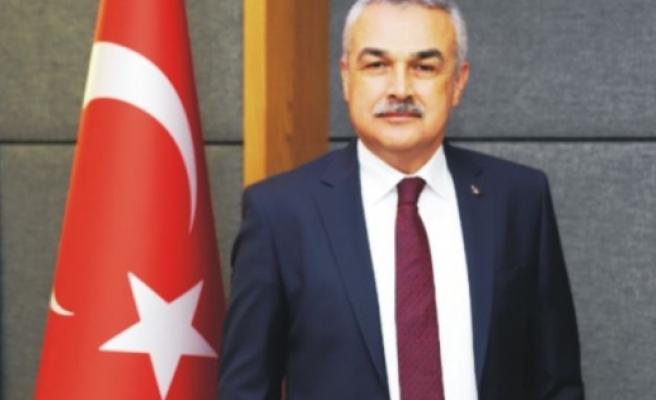 """AK Partili Savaş: """"Ata'nın Gösterdiği Hedeflere Ulaşmanın Mücadelesini Veriyoruz"""""""