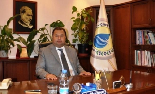 Başkan Dinçer, Atatürk'ü Andı